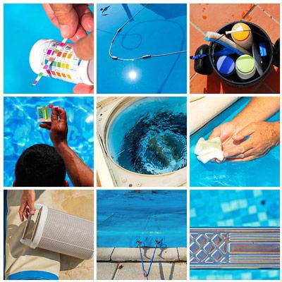Καθαρισμός/ Συντήρηση Πισίνας
